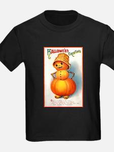 Halloween Pumpkins (Front) T