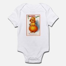 Halloween Pumpkins Infant Bodysuit