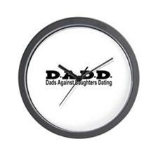 D.A.D.D. DADD - DADS AGAINST DAUGHTERS  Wall Clock