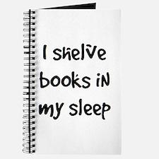 shelve books Journal