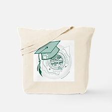OHIO Alum Art Tote Bag