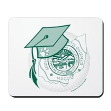 OHIO Alum Art Mousepad
