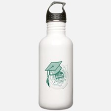 OHIO Alum Art Water Bottle