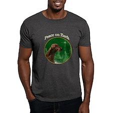 Irish Setter Peace T-Shirt
