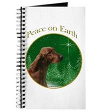 Irish Setter Peace Journal