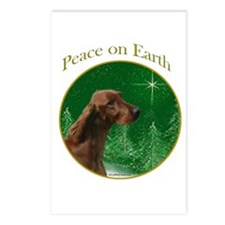 Irish Setter Peace Postcards (Package of 8)