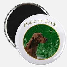 Irish Setter Peace Magnet