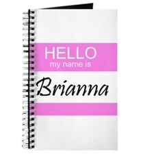 Brianna Journal