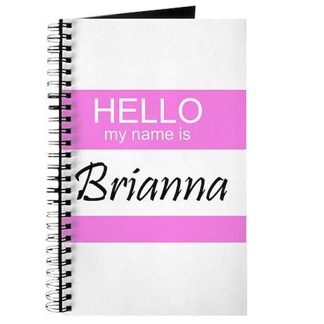 Brianna Journal