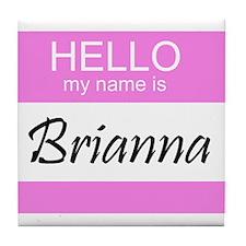 Brianna Tile Coaster