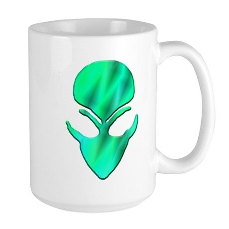 Diamond Rain 17 Large Mug