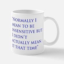 A Gail Quote Mug
