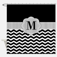 Chevron Shower Curtains chevron shower curtains | chevron fabric shower curtain liner