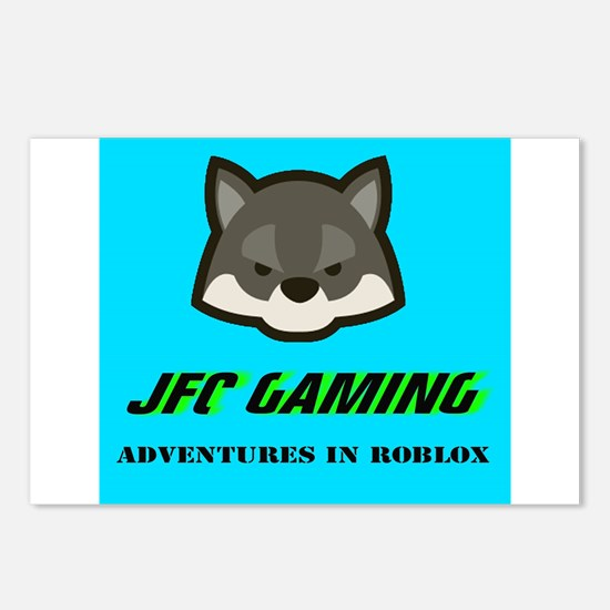 jfcgaming Postcards (Package of 8)