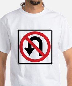 No U Turn Shirt