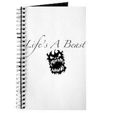 Life's A Beast Journal