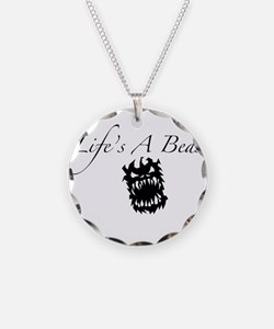 Life's A Beast Necklace