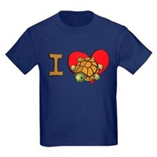 I heart turtles T