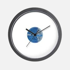Rookie Blue Bullet Wall Clock