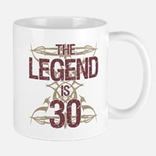 Men's Funny 30th Birthday Mugs
