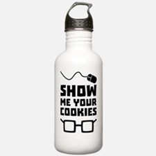 Show me your Cookies G Water Bottle