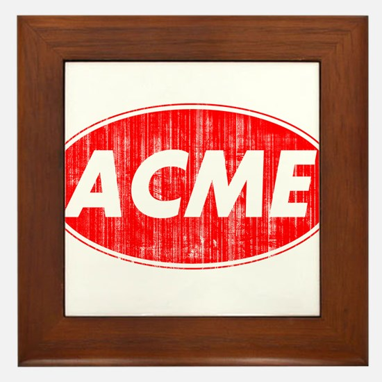 ACME Framed Tile