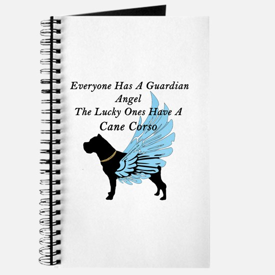 cane corso guardian angel Journal
