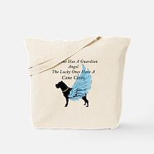 cane corso guardian angel Tote Bag