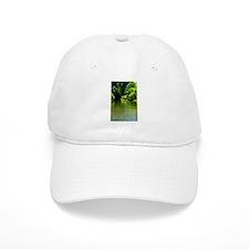 Ripples Green Baseball Cap