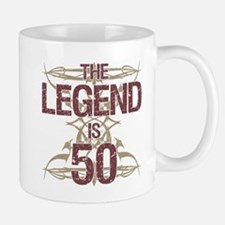 Men's Funny 50th Birthday Mugs