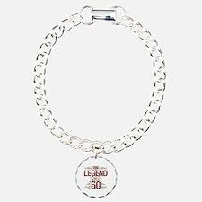 Men's Funny 60th Birthda Bracelet
