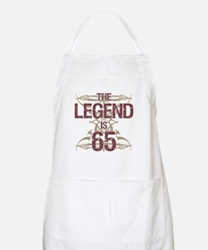 Men's Funny 65th Birthday Apron