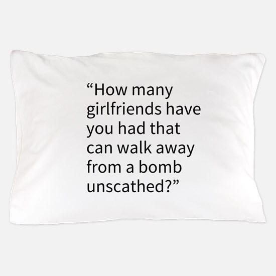 An Andy Quote Pillow Case