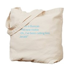 A Gail Quote Tote Bag
