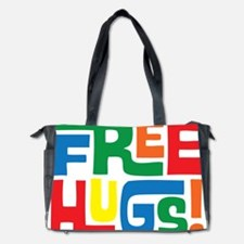FREE HUGS Diaper Bag