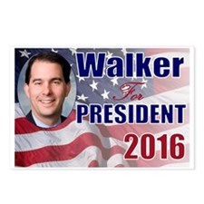 WOW! Scott Walker  Postcards (Package of 8)