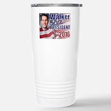 WOW! Scott Walker  Travel Mug