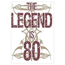 Men's Funny 80th Birthday