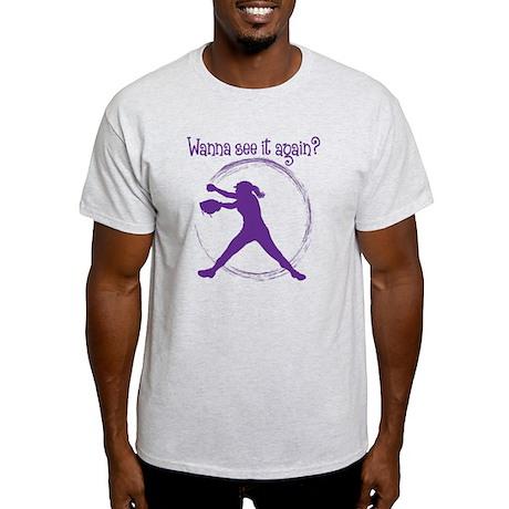 Again? Light T-Shirt