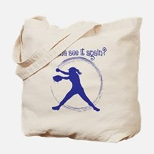 Again? Tote Bag (FRONT & BACK)
