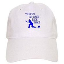 NO BASE LIKE HOME Baseball Cap