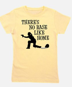 NO BASE LIKE HOME Girl's Tee