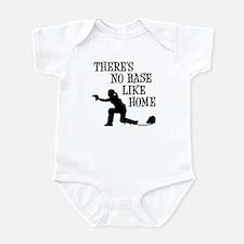NO BASE LIKE HOME Infant Bodysuit