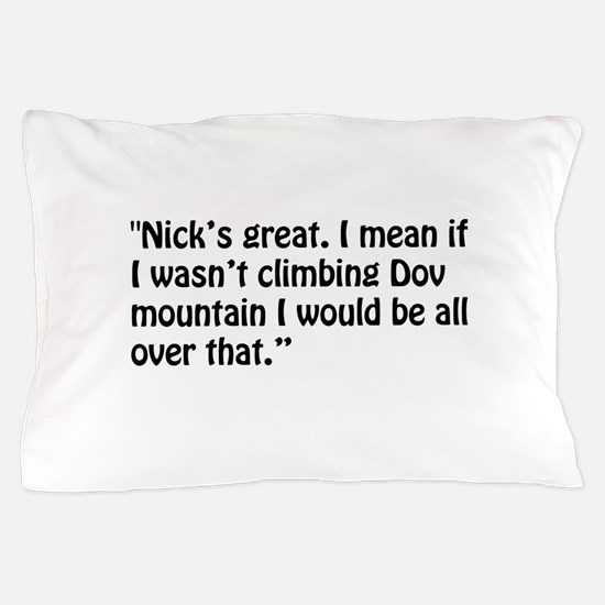 A Chloe Quote Pillow Case