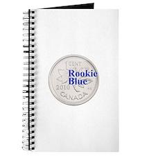 Rookie Blue Copper Journal
