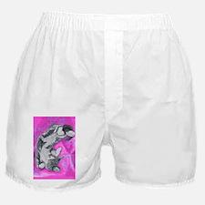 Arnold Rides a Magic School Bus Boxer Shorts