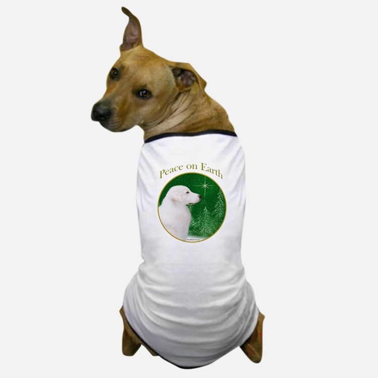 Kuvasz Peace Dog T-Shirt