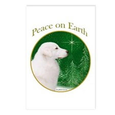 Kuvasz Peace Postcards (Package of 8)