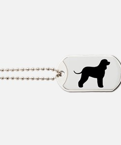 Irish Water Spaniel Dog Tags