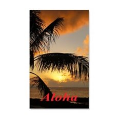 North Shore Oahu Wall Decal